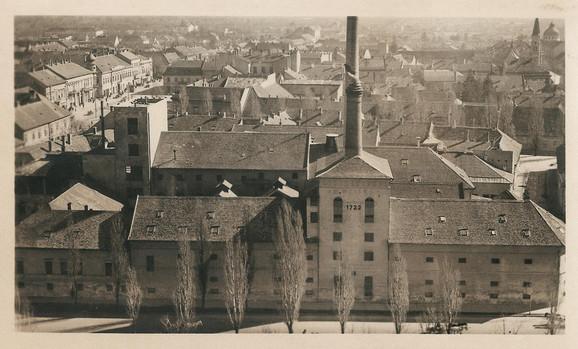 Prva pivara u Srbiji otvorena je u Pančevu 1722. godine i predstavlja najstariju pivnicu na Balkanu