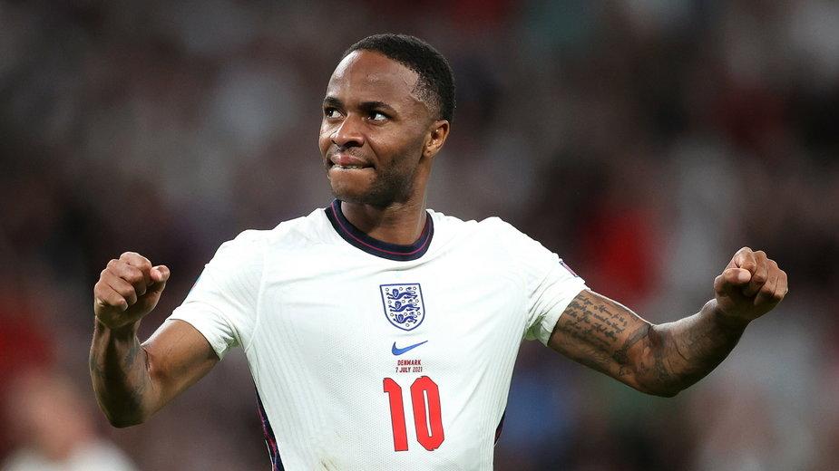 Euro 2020: Sterling (reprezentacja Anglii)