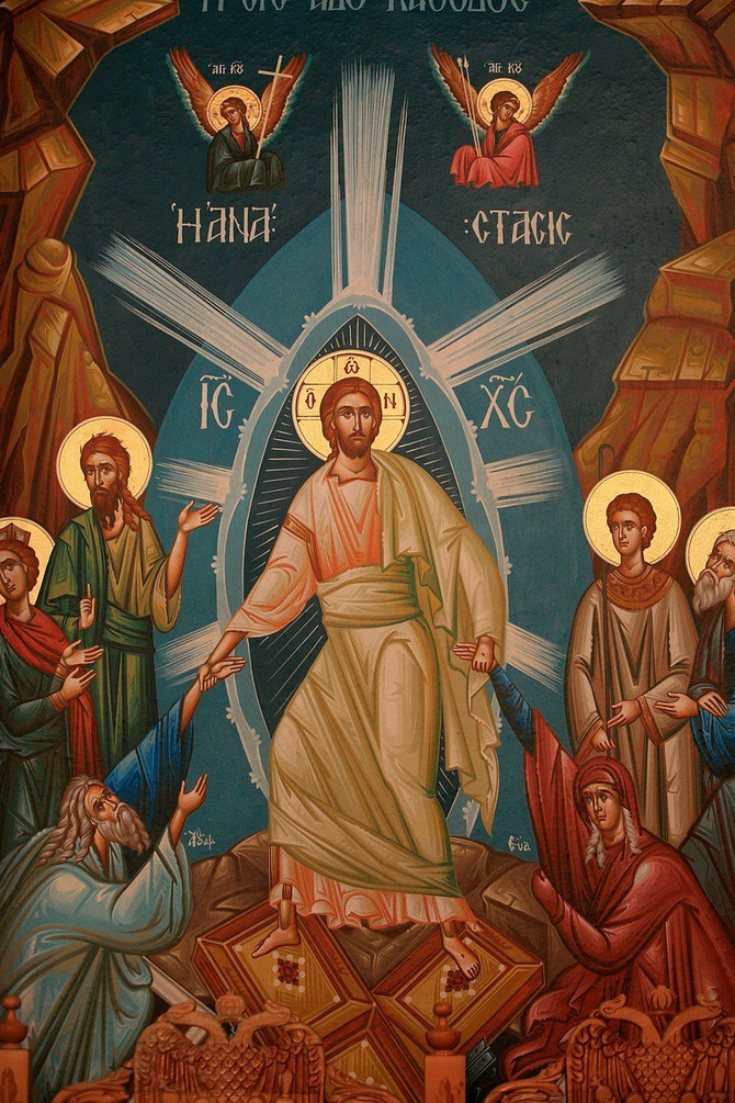 Osnovni smisao Velikog posta je priprema za praznik Vaskrsenja Hristovog