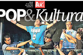 POP Kultura Cover Maradona