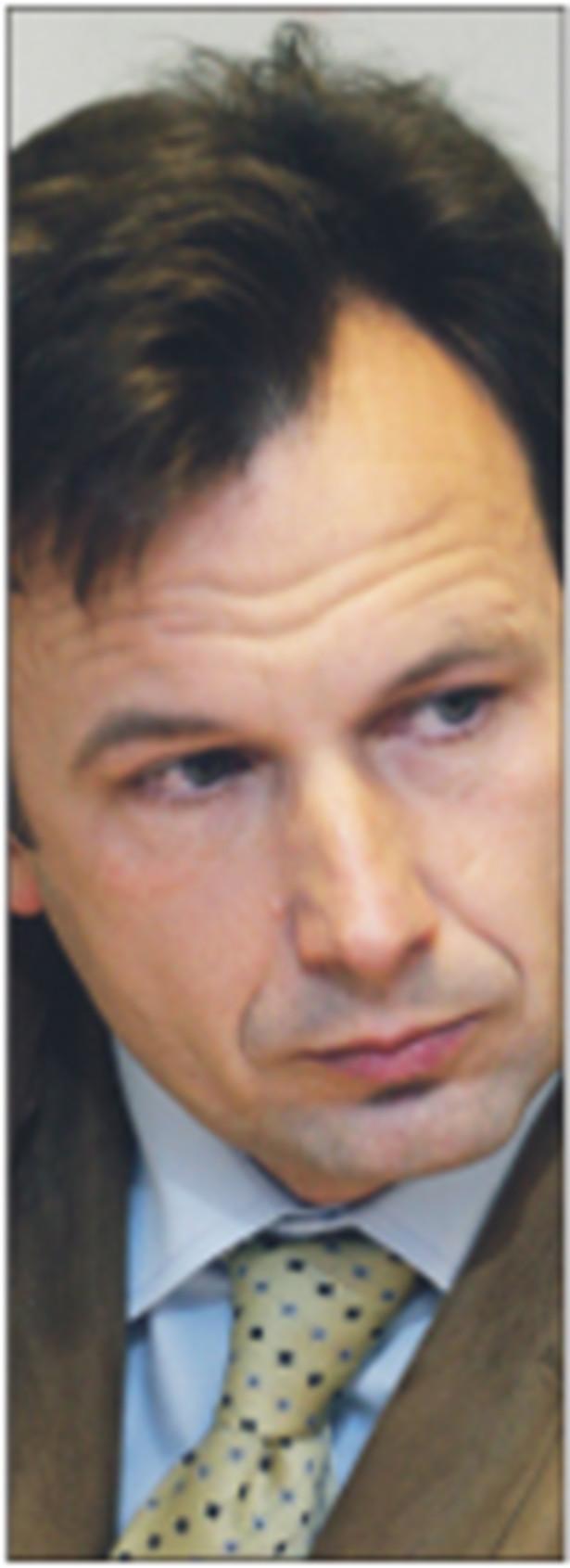 Dariusz Puławski, dyrektor Centrum Medycznego Alcor