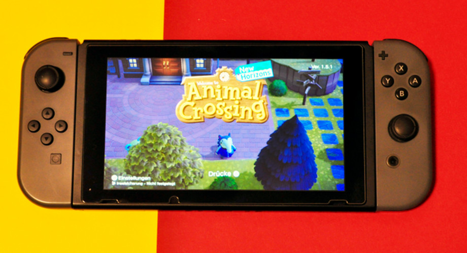 Switch-Spiel Animal Crossing: New Horizons im Test