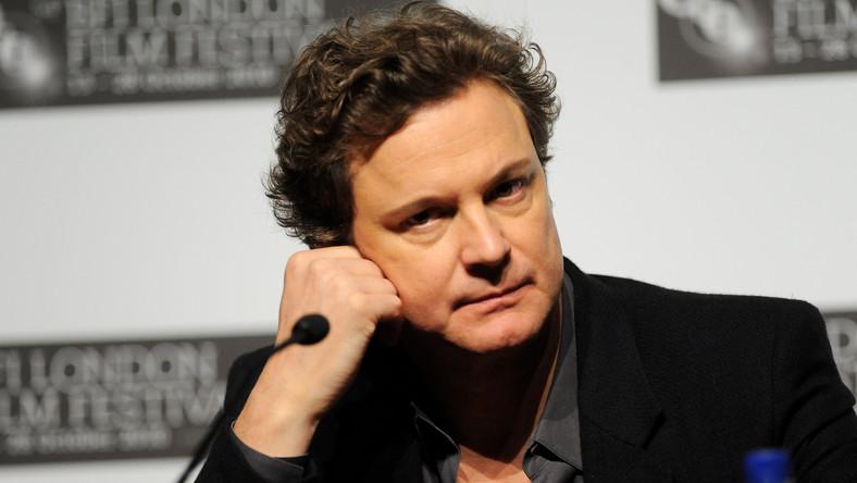 Colin Firth w końcu będzie czarnym charakterem