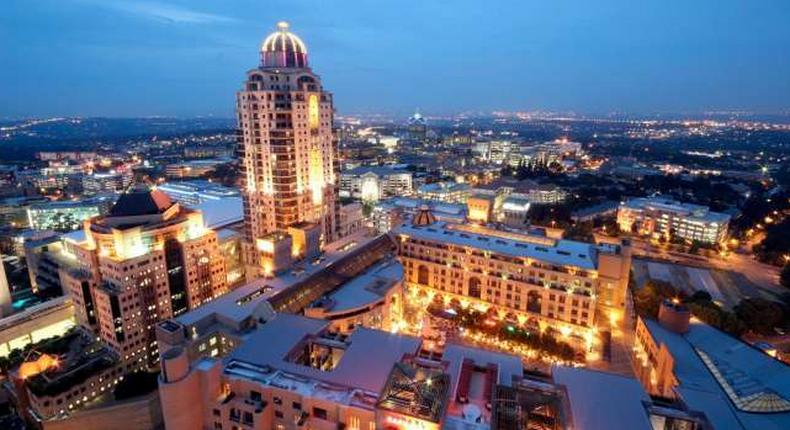 Johannesburg in South Africa boasts of a lot of tourist attractions