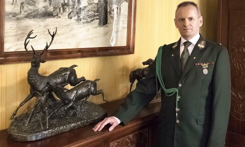 Piotr Jenoch podał się do dymisji