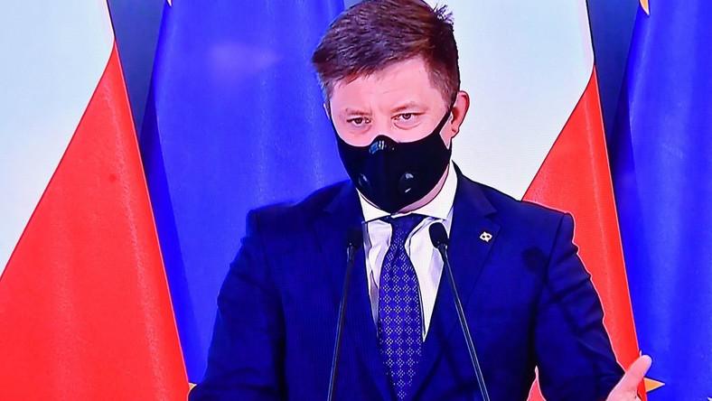 Michał Dworczyk PAP/Piotr Nowak
