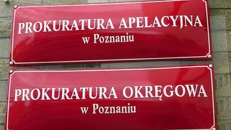 Kierowca żandarmerii wojskowej nie stawił się dziś w Prokuraturze Okręgowej w Poznaniu