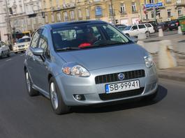 Używany Fiat Punto - czy warto kupić?