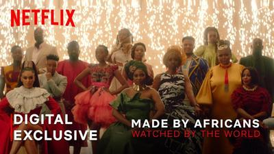 Genevieve Nnaji, Kunle Afolayan, Mo Abudu and Kate Henshaw dazzle in new #AfricaOnNetflix campaign