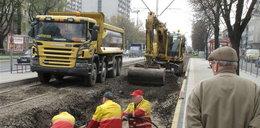 Tramwaje zniknęły z Puławskiej