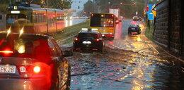 Burza przeszła przez Łódź i województwo. Tak wyglądała sytuacja pogodowa