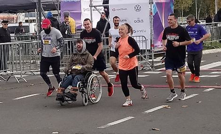 maraton kolica