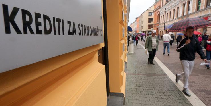 krediti stanovnistvo zaduzenost Srpska Banjaluka