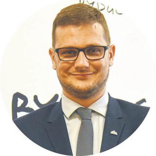 Michał Sztybel zastępca prezydenta Bydgoszczy