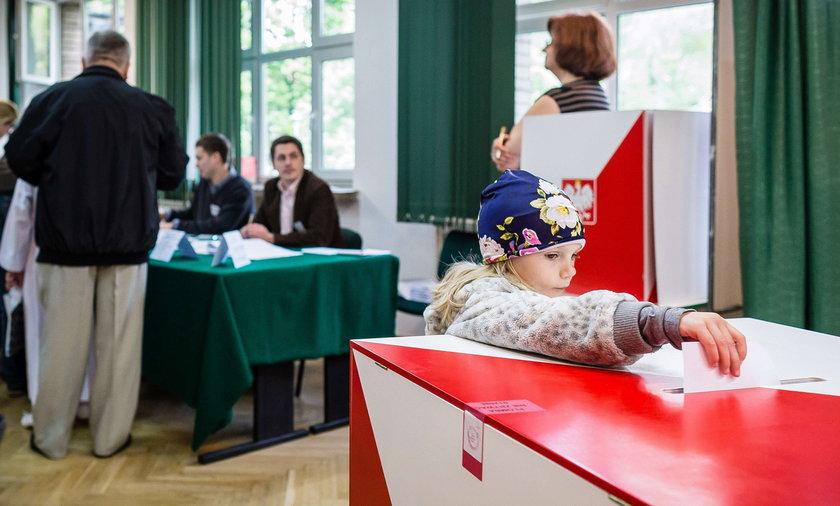 Wybory w Polsce.