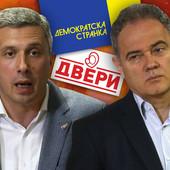 """""""ROGOVI U VREĆI"""" Dveri i DS ponovo u sukobu, LETELE OPTUŽBE zbog intervjua"""