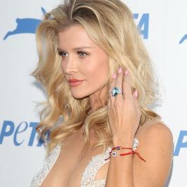 Seksowna Joanna Krupa i inne gwiazdy na imprezie PETA