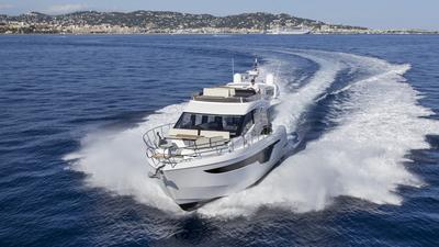 Miliony na wodny biznes. Co trzeci jacht motorowy w Europie pochodzi z polskich stoczni