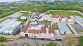 Pierwsze więzienie z antydronową tarczą