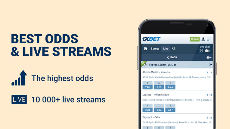 Here's How You Earn Money with 1xBet - Simple, Efficient and