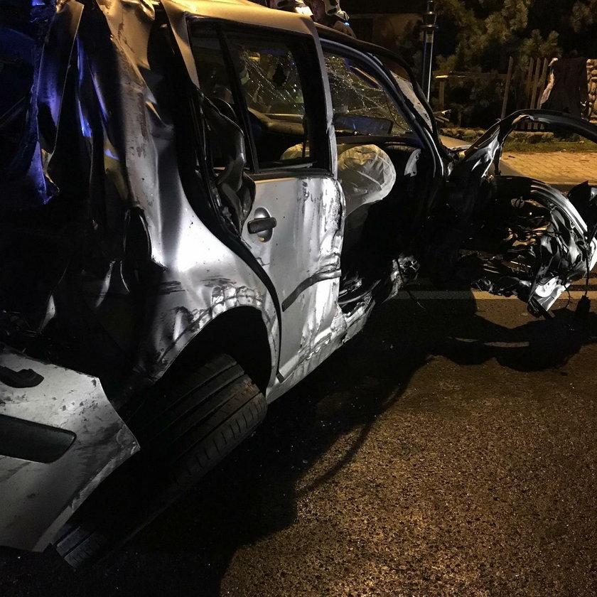 Makabryczny wypadek w Bukowinie Tatrzańskiej