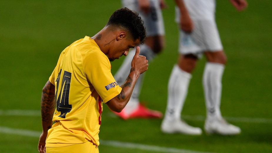 FC Barcelona pokłada spore nadzieje w Philippe Coutinho