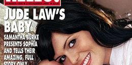 Czy Jude Law pokocha córkę?