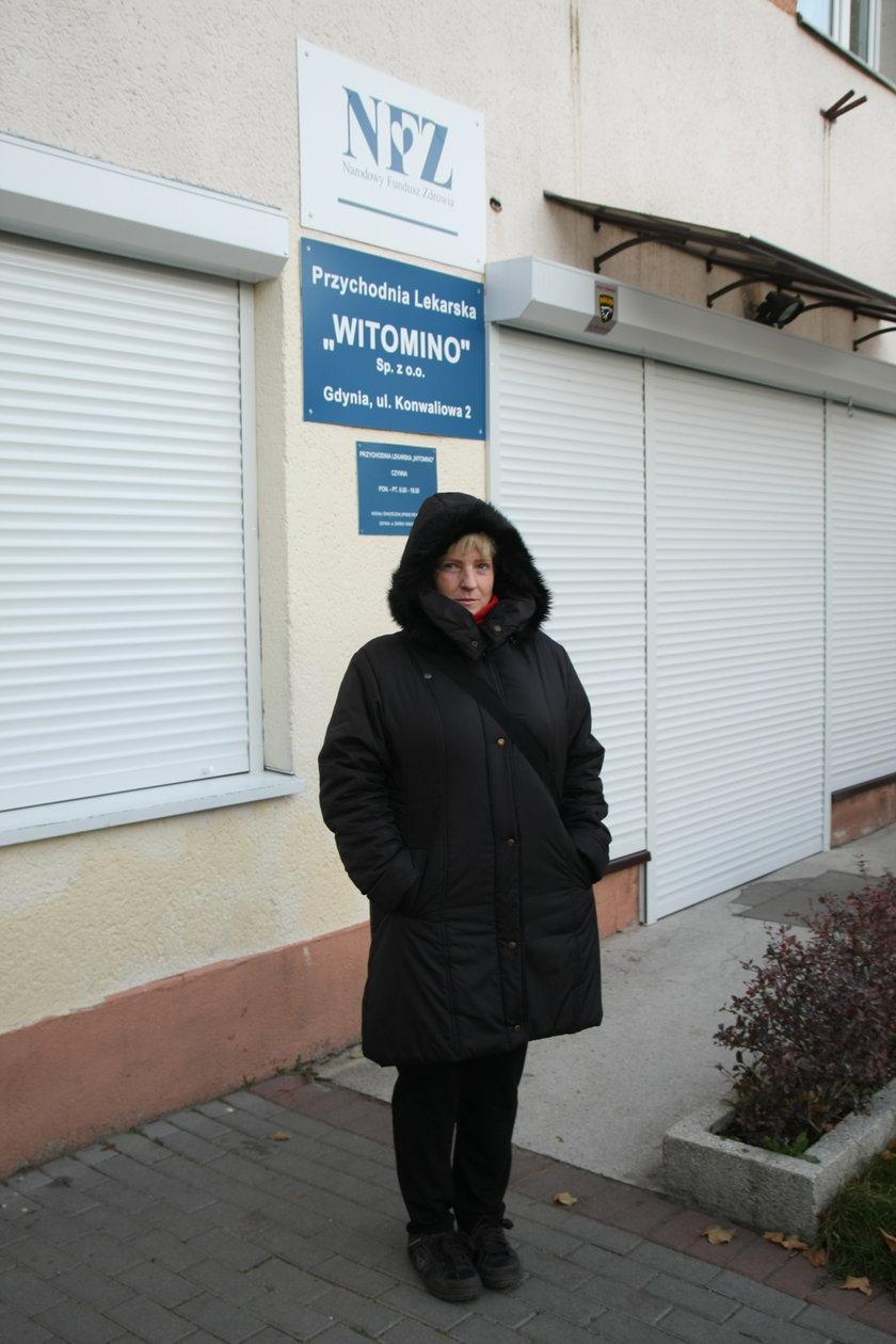 Gabriela Urbańska (57 l.)