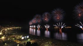 Sylwester na Copacabanie w Rio - 200 tysięcy muzyków i akcenty olimpijskie