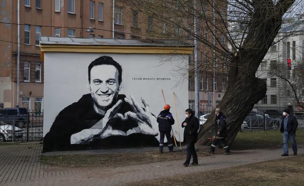 Za finansowanie struktur Nawalnego grozi osiem lat w kolonii karnej