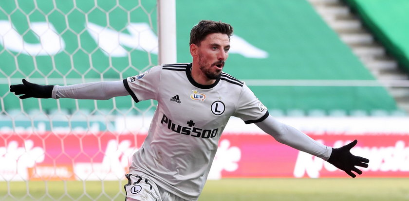 Filip Mladenović o swoim temperamencie: Adrenalina we mnie buzuje