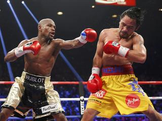 Floyd Mayweather i Manny Pacquiao