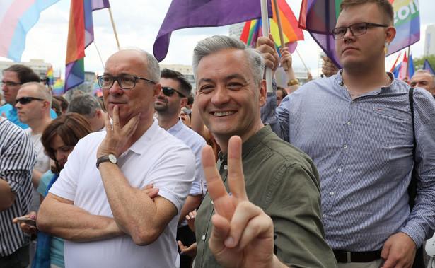 Polska ma jedno z najbardziej restrykcyjnych praw w Europie, jeżeli chodzi o przerywanie ciąży, o prawa kobiet - uważa Robert Biedroń