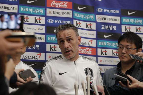 Fudbalska reprezentacija Južne Koreje