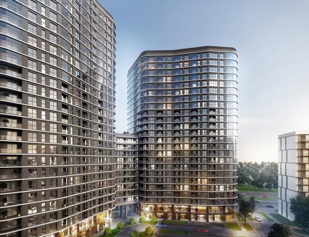 Bliska Wola Tower będzie największym apartamentowcem w Warszawie. Wszystkie mieszkania będą miały loggie - również te na najwyższych piętrach budynku. Ceny za metr kwadratowy apartamentu wynoszą od 9 000 do 17 600 zł.