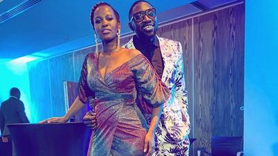 Sauti Sol's Polycarp and wife Lady Mandy unveil their own Cooking show (Video)