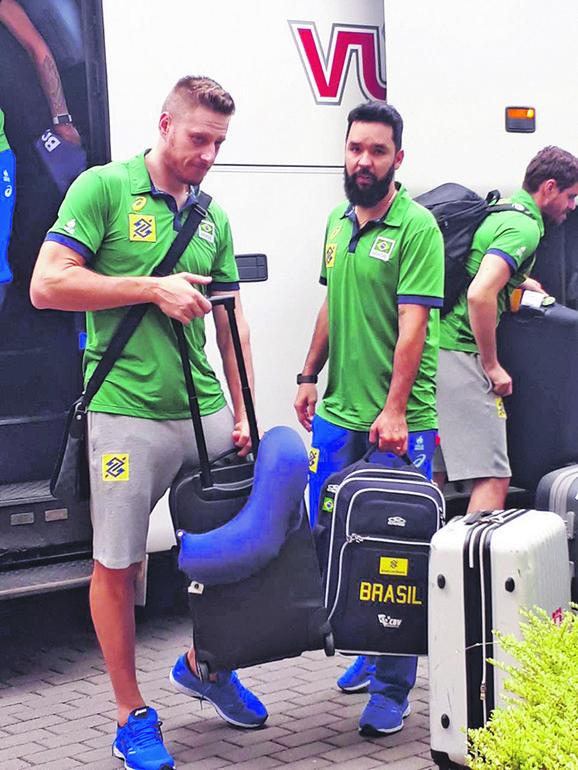 Odbojkaši Brazila