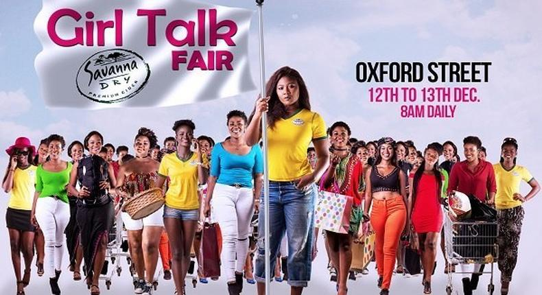 Girl Talk Women's Fair