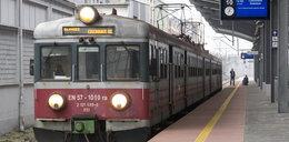 Na Śląsku stanęły pociągi