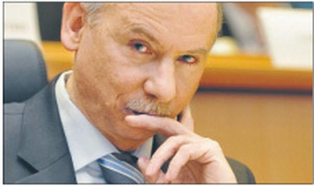 Janusz Lewandowski, komisarz UE ds. budżetu Fot. PE