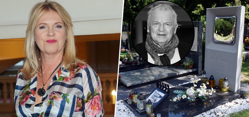 Tatiana Sosna-Sarno wspomina wielkiego reżysera: Gruza ma telewizor na grobie
