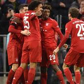 KAD JE TEŠKO - LEVANDOVSKI! Bajern se jedva iščupao protiv poslednjeplasiranog tima Bundeslige! /VIDEO/