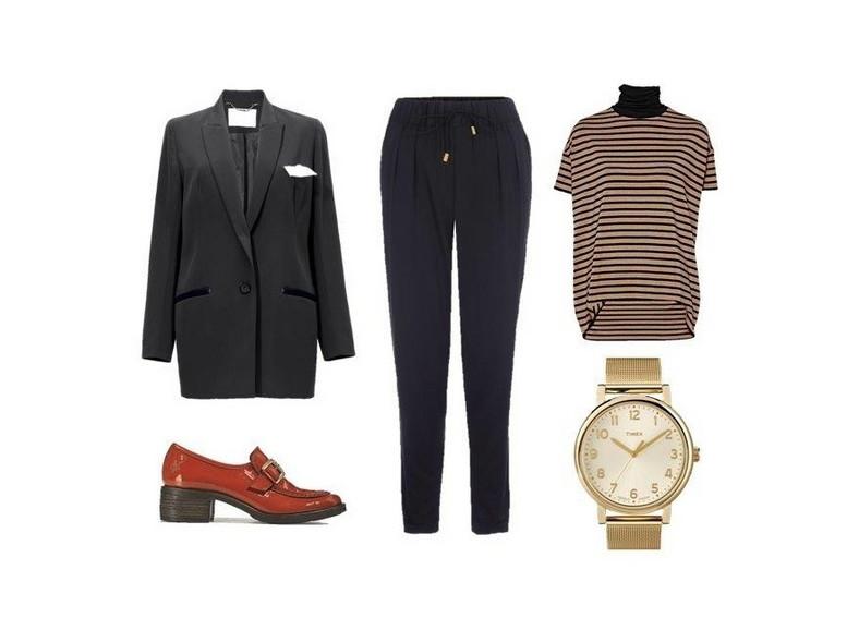 Damska moda w męskim wydaniu STYLIZACJE