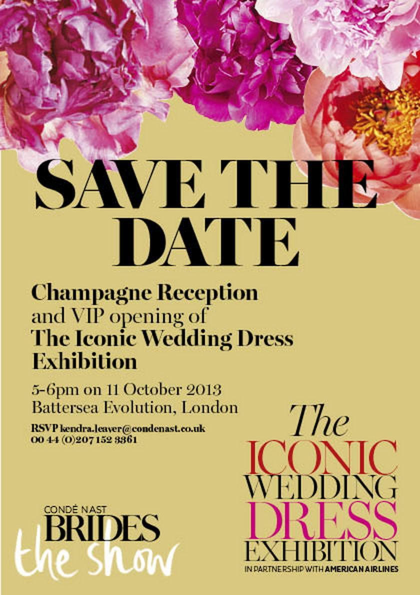"Wystawa ""The Iconic Wedding Dress"""