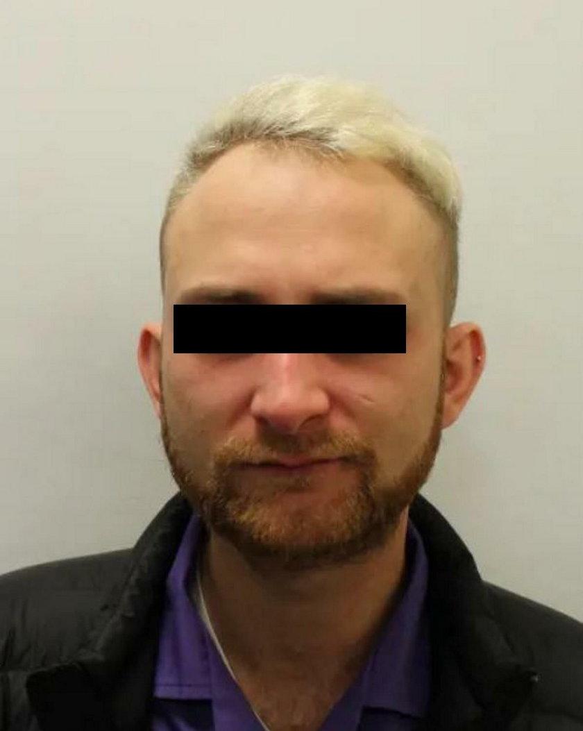 Londyn: Patryk H. szantażował homoseksualistów. Pójdzie do więzienia