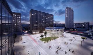 Warszawska Rotunda zostanie zrewitalizowana. Jest już projekt