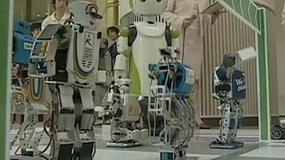 Japończycy urządzili maraton robotów
