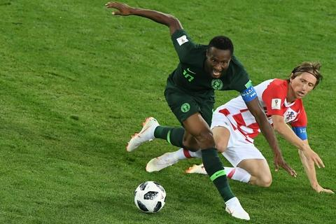 John Obi Mikel has not played for Nigeria since the 2018 World Cup but is in the squad for Egypt