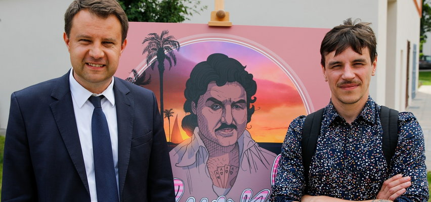 Powstanie mural Krzysztofa Krawczyka w Opolu. Znamy szczegóły