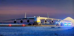 Największy samolot świata!